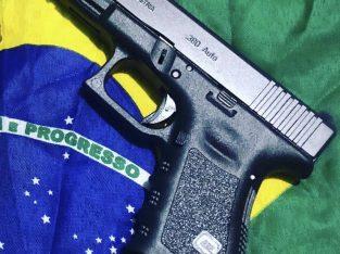 Pistola Glock G25 .380