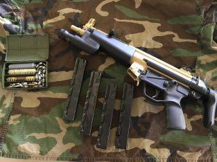 Submetralhadora HK MP-5