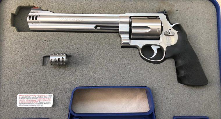 Smith Wesson Modelo 500
