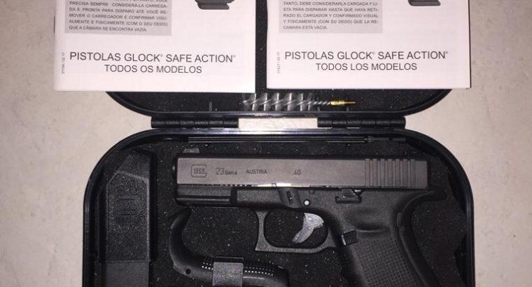 Glock G23 – Gen4 (.40 S&W)