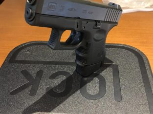 GLOCK G28 + MASSA DE MIRA + PEARCE GRIP + COLDRE