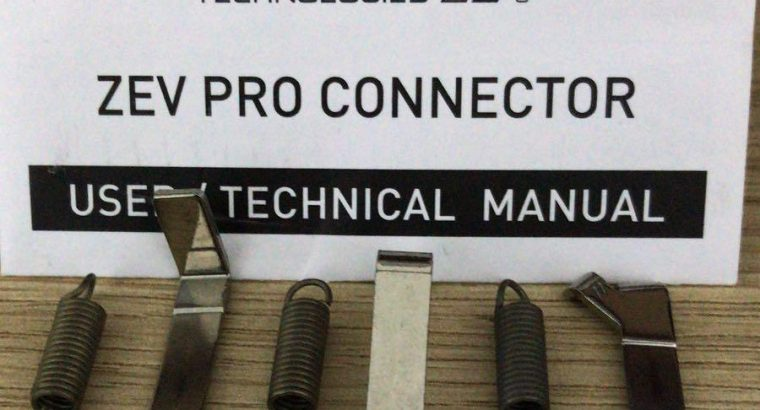 O NOVO ZEV PRO CONECTOR 3 Lbs