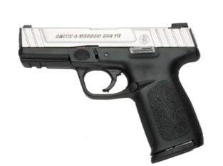 PISTOLA S&W SD9VE 9MM 4
