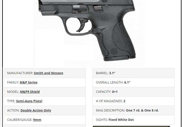 Pistola a Pronta entrega no Brasil!