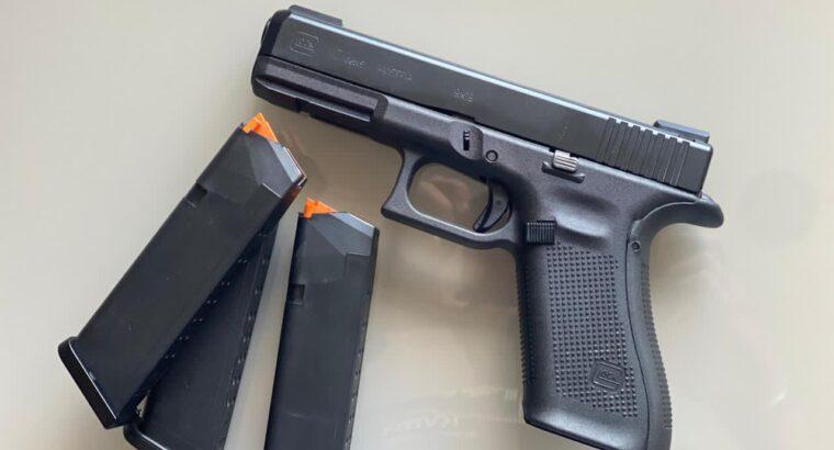 PISTOLA Glock 17 Gen. 5
